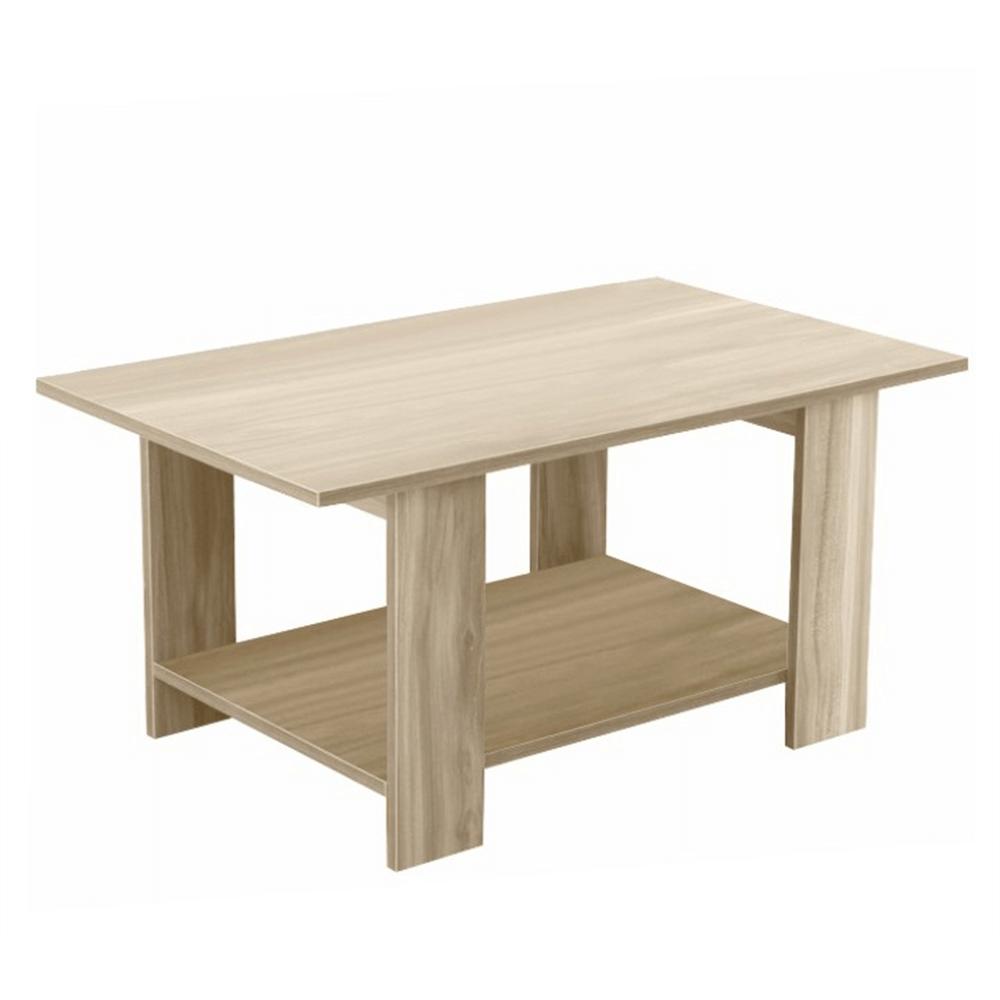 TEMPO KONDELA Konferenčný stolík, dub sonoma, DEREK