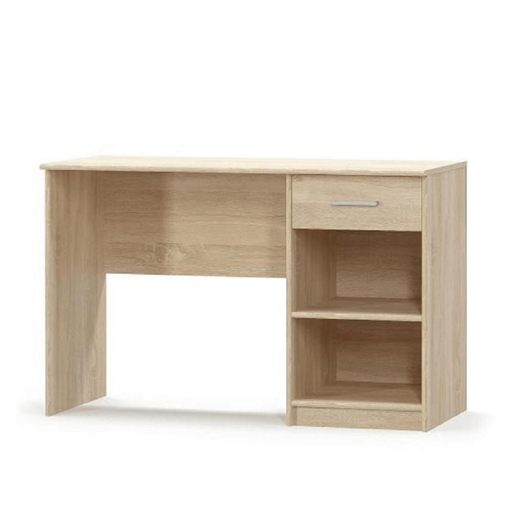 TEMPO KONDELA PC stôl 1S, dub sonoma, TEYO