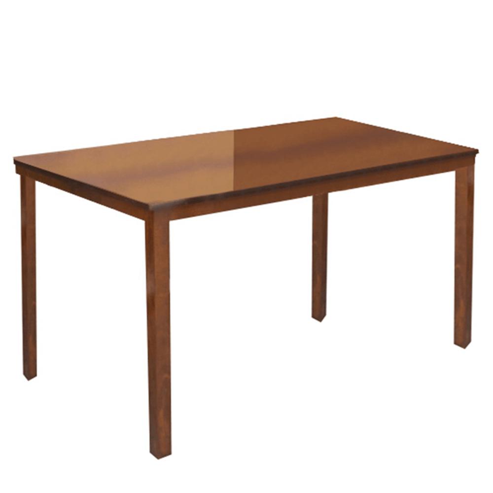 TEMPO KONDELA Jedálenský stôl, orech, ASTRO NEW