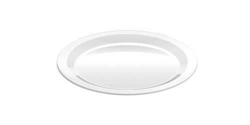 Plytký tanier GUSTITO ø 27 cm