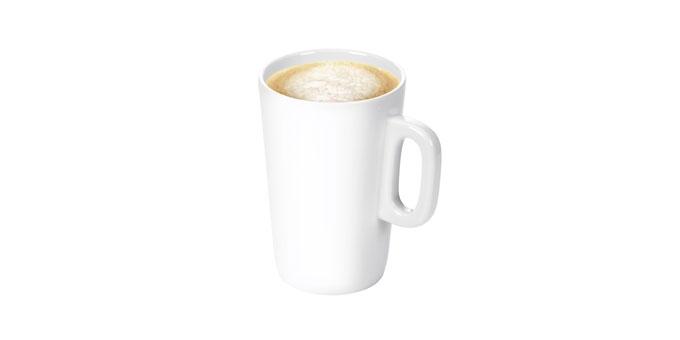 Hrnček na kávu latte GUSTITO