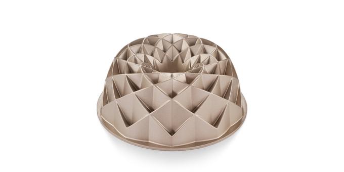 Forma bábovka vysoká DELÍCIA ø 24 cm, diamant