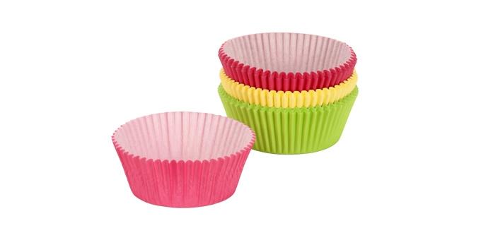 Košíčky na sušienky DELÍCIA ø 8.0 cm, 60 ks