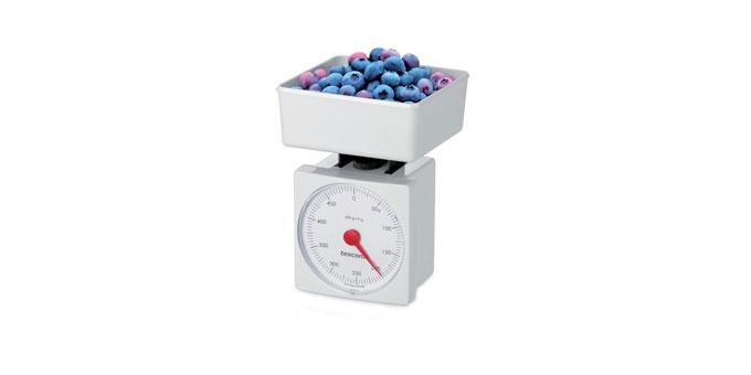 Kuchynská váha ACCURA 0.5 kg