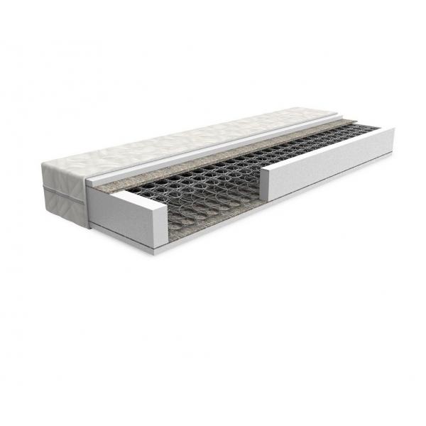 Pružinový matrac ROSETTA 195 x 90 cm Elastic