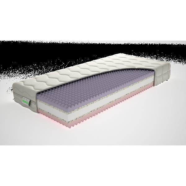 Pohodlný matrac GINA 195 x 90 cm Bamboo