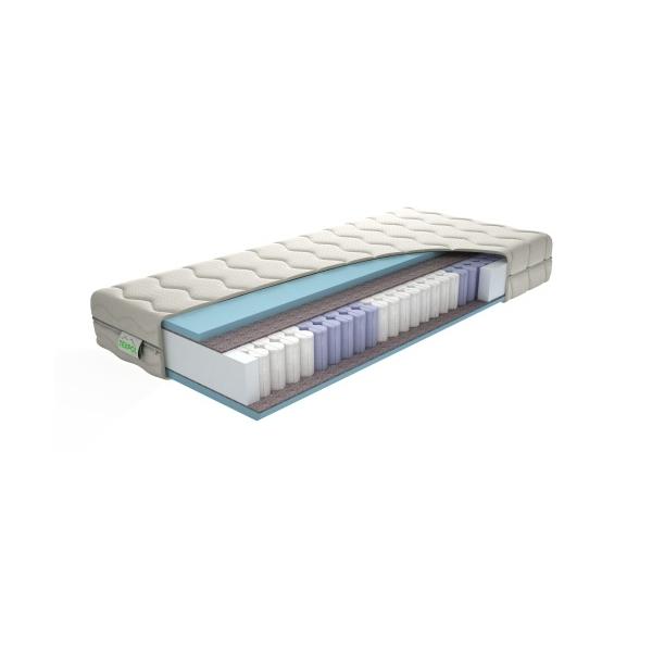 Taštičkový matrac STELA 195 x 90 cm Tencel®