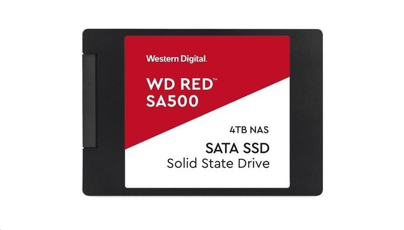 """WD 4TB Red™ SSD 2,5"""" SATA III, 560MB/530MB"""