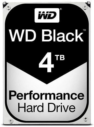 "WD 4TB Black™ 3,5""/SATAIII/7200/256MB"
