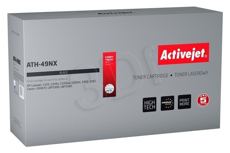 Toner ActiveJet pre HP Q5949X/LJ1320 (Canon CRG-708H) ATH-49NX 6000str.