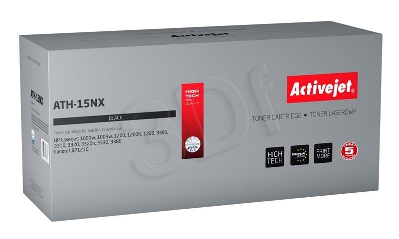 Toner ActiveJet pre HP C7115X/LJ1200/ (Canon EP-25) ATH-15NX 4200str.