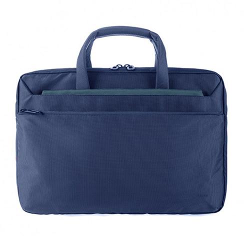 "cf894d4e825e Tucano taška WorkOut III Slim pre MacBook 13"" - Blue | Andrea Shop"
