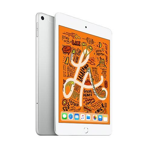 iPad mini Wi-Fi + Cellular 256GB Silver