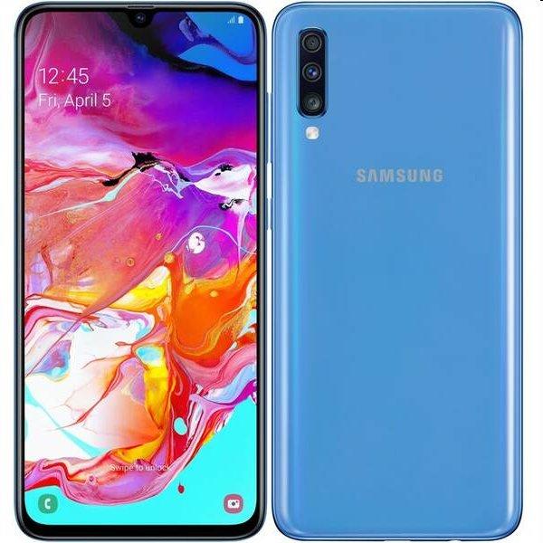 Samsung A705 Galaxy A70 128GB DUOS modrá