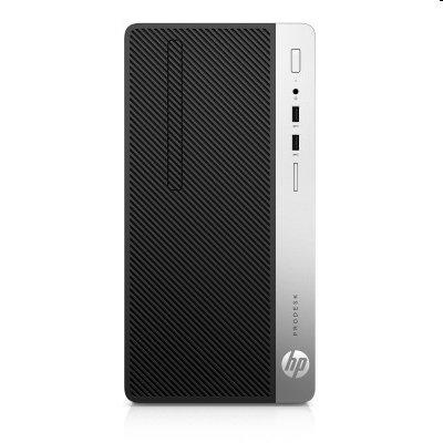 HP ProDesk 400 G5 MT, i3-8300, 8GB, SSD 256GB, DVDRW, W10Pro, 1Y