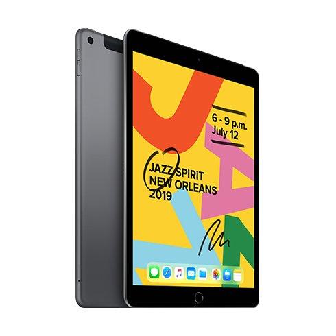iPad 32GB Wi-Fi + Cellular Space Gray (2019)