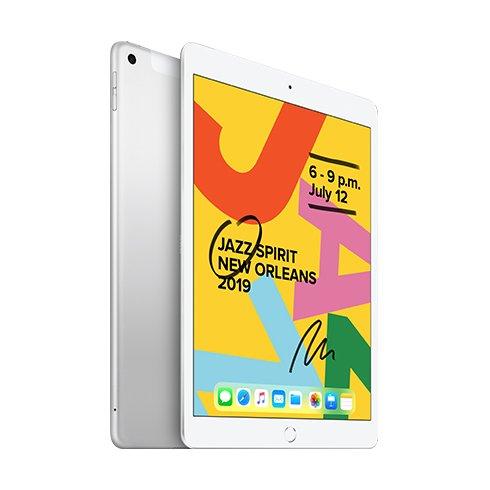 iPad 128GB Wi-Fi Silver (2019)
