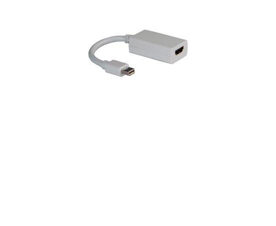 ROLINE Adaptér mini DisplayPort/HDMI