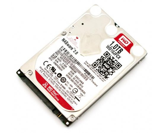 "WD Red™ 2,5"" HDD 1,0TB IntelliPower RPM16MB SATA 6Gb/s"
