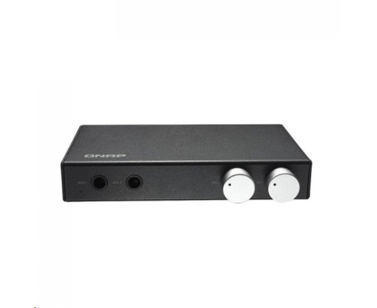 Qnap OceanKTV Audio Box, CM6533, USB, 2 MIC IN, 2 RCA Out