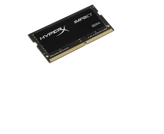 DDR 4    8 GB 3200MHz . SODIMM CL20 ..... Kingston HyperX Impact Black Series