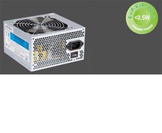 Eurocase 350W, PFC, 12cm ventilátor, bulk