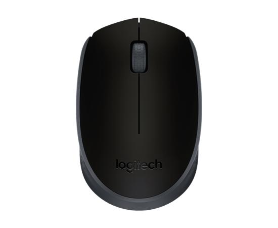 AKCE myš Logitech Wireless Mouse M171, šedá