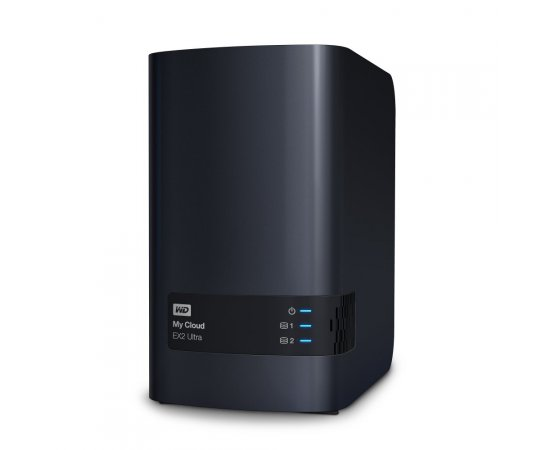 NAS 3.5'' WD My Cloud EX2 Ultra NAS LAN