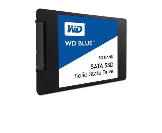 SSD 2,5'' 2TB WD Blue 3D NAND SATAIII 7mm