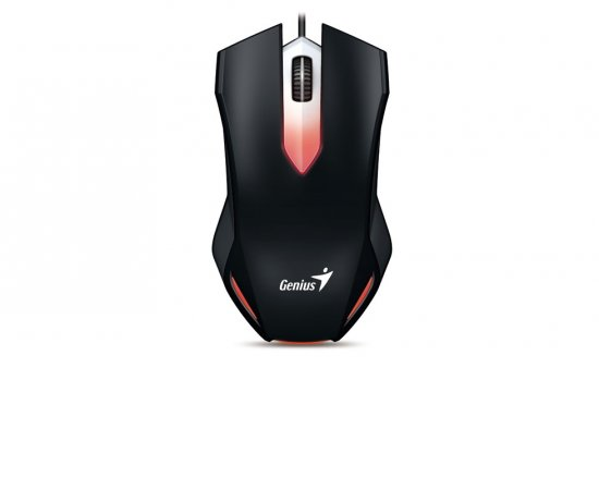 Myš GENIUS X-G200 USB, black, 1000 dpi