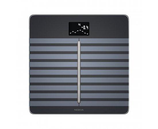 Nokia Body Cardio Full Body Composition WiFi Scale - Black