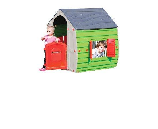 BOT 1011MAGICAL HOUSE grey BUDDY TOYS