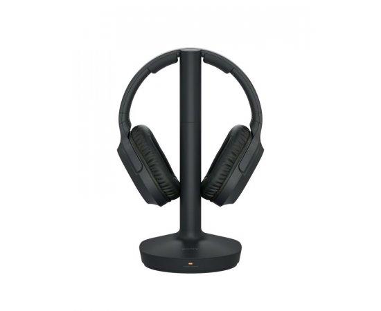 Sony MDRRF895RK, bezdrátová HiFi sluchátka, černá + internetová televízia SledovanieTV na dva mesiace v hodnote 11,98 €