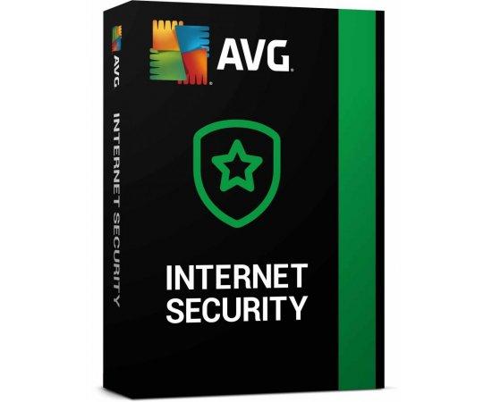 _Nová Licence AVG Internet Security ZAKL. EDICE 3 lic. (36 měs.) SN Email ESD