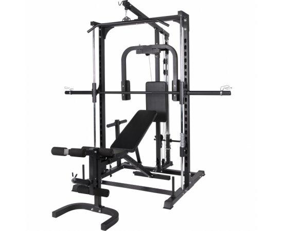 Gorilla Sports Multifunkčná posilňovacia veža - multipress