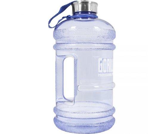Gorilla Sports fľaša II modrá