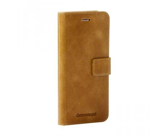 dbramante1928 - Puzdro Lynge 2 pre iPhone 7 Plus, tan