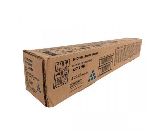 Ricoh originál toner 828333, cyan, 45000str., Ricoh Pro C7100 + internetová televízia SledovanieTV na dva mesiace v hodnote 11,98 €