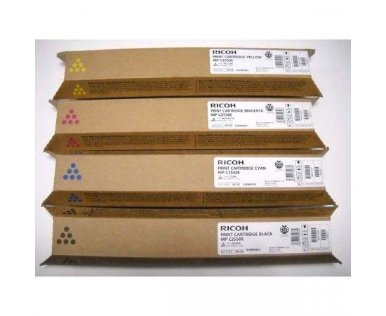 Ricoh originál toner 841199, 842058, 841283, yellow, 5500str., Ricoh MPC2550, MPC2030, MPC2050, MPC2530 + internetová televízia SledovanieTV na dva mesiace v hodnote 11,98 €