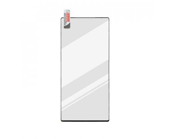 Samsung Galaxy Note 20 Plus čierna 3D Sklenená fólia Full Cover, Q Sklo