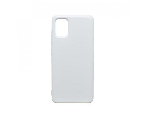 Silikónové puzdro Candy Samsung Galaxy A71 biele