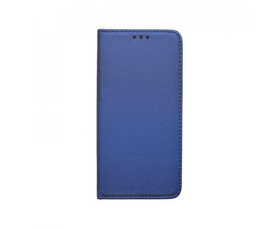 Knižkové puzdro Samsung Galaxy A71 tmavomodré, vzorované