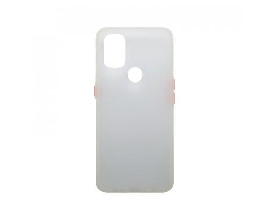 mobilNET plastové puzdro OnePlus Nord N10 5G priesvitné Season