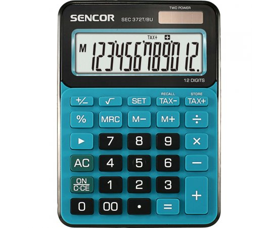 SENCOR SEC 372T/BU