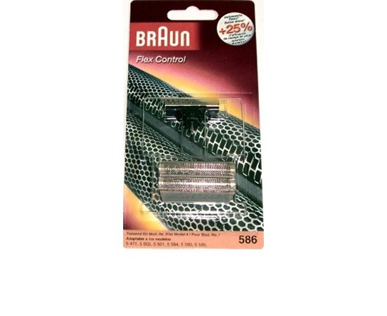 BRAUN PL 586