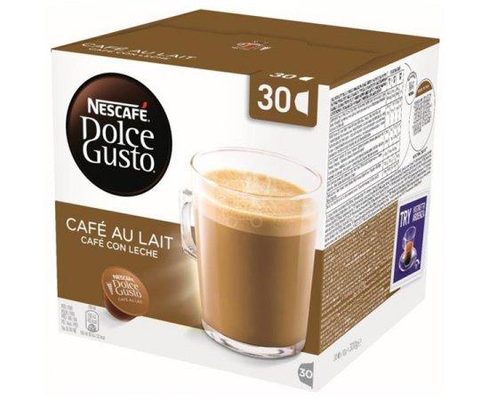 KAVA NESCAFE CAFE AU LAIT 30 CAP