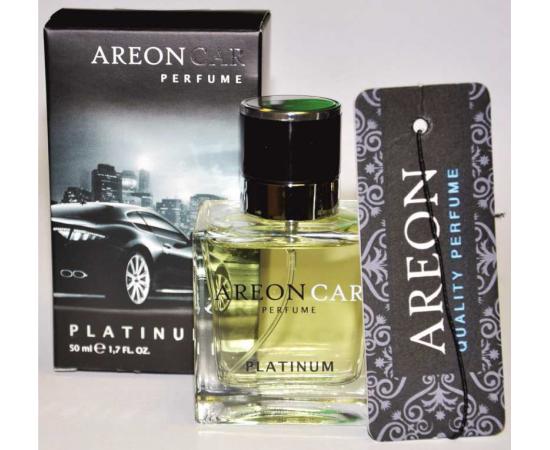AREON CAR PARFUME PLATINUM NOVY 50ML