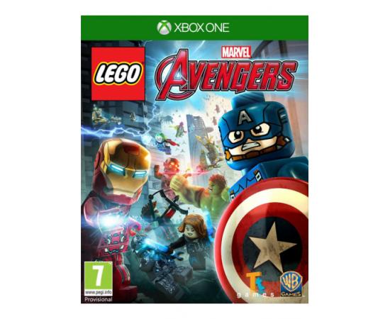XBOX ONE LEGO MARVELS AVENGERS