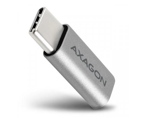 AXAGON RUCM-MFA USB TYPE-C TO MICRO-USB, HLINIKOVE PREVEDENIE