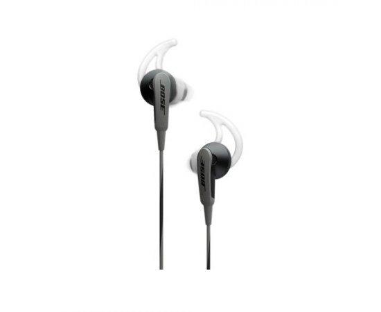 BOSE SOUNDSPORT IN EAR APPLE CHARCOAL BLACK